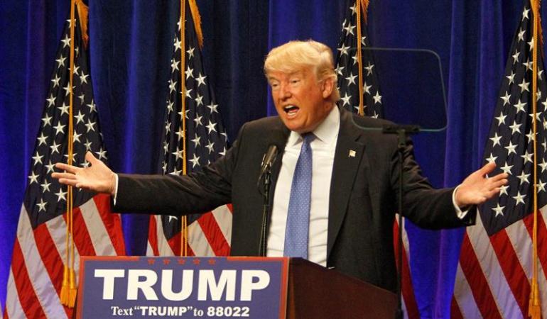 Hacker roban información personal de Donald Trump: Hackers atacan Partido Demócrata y roban datos sobre Trump