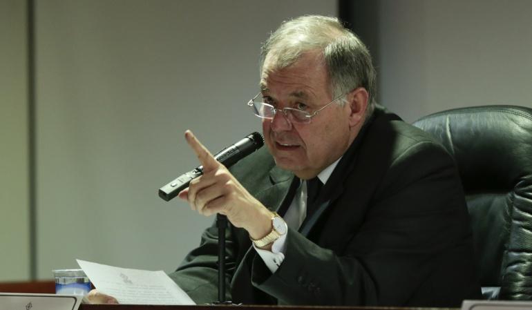 Procurador Ordóñez