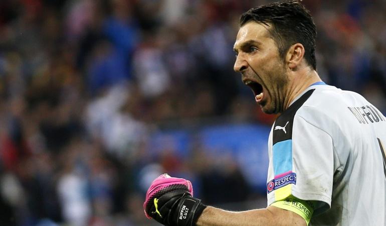Italia Suecia Eurocopa: Italia Vs. Suecia, duelo de historicos entre Buffon e Ibrahimovic