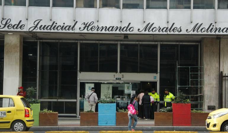 Caos en los juzgados de Familia de Bogotá por cambios en el sistema