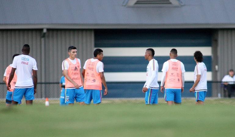 Selección Colombia Chile Chicago Copa América: La Selección se instala en Chicago y ya se prepara para enfrentar a Chile