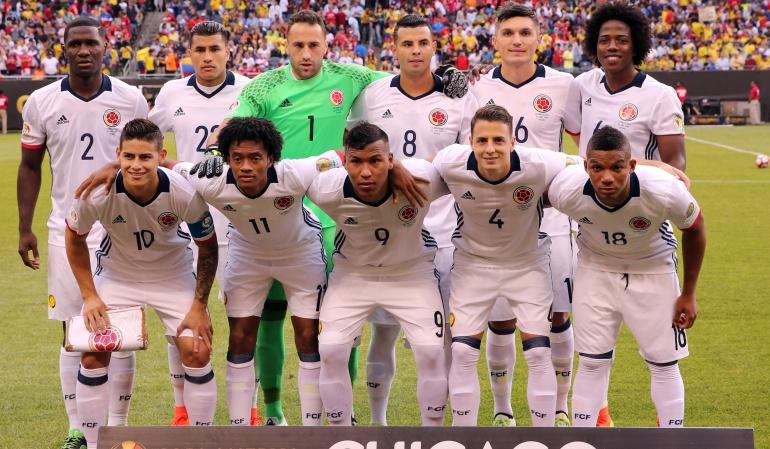 Colombia Estados Unidos Copa América: Daniel Fedorczuk dirigirá Colombia - Estados Unidos