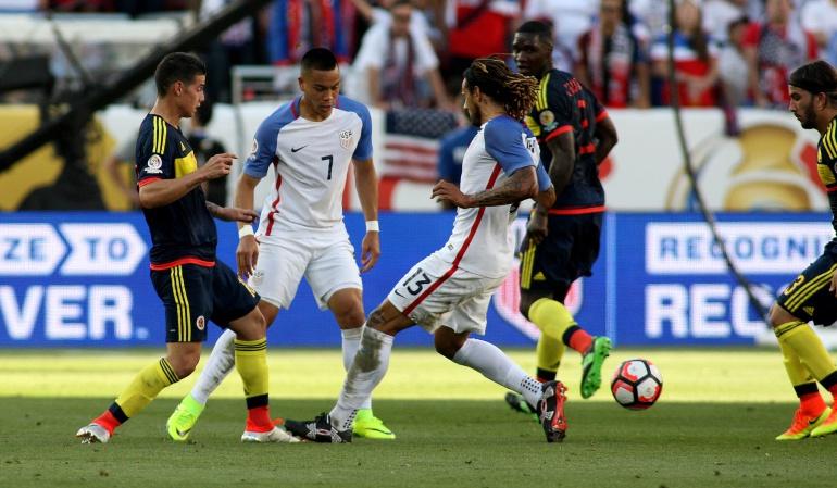 Datos Colombia Estados Unidos: El camino de Colombia y Estados Unidos al juego del tercer y cuarto puesto