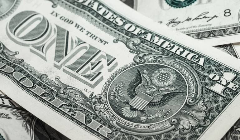 dollar peso colombiano