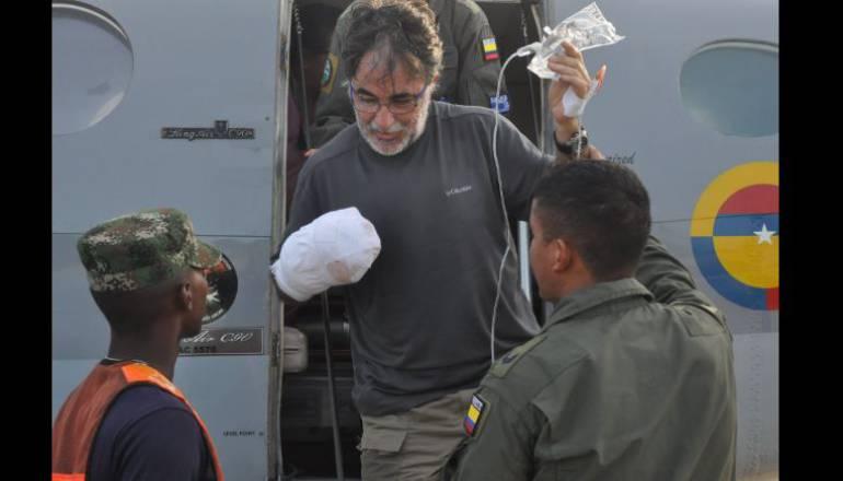 """Ataque tiburón Colombia San Andrés: """"Yo no vi el tiburón, solo sé que su mordida me causó un dolor desesperante"""""""