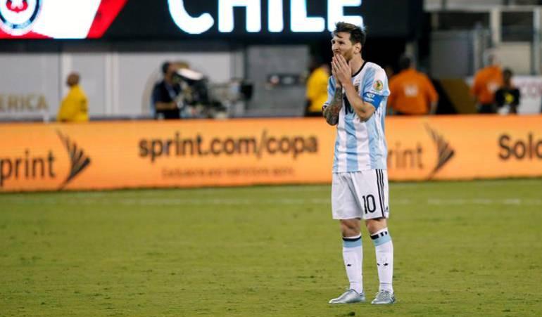 Final Copa América Centenario 2016: La prensa argentina 'llora' el adiós de Messi tras la derrota de la selección