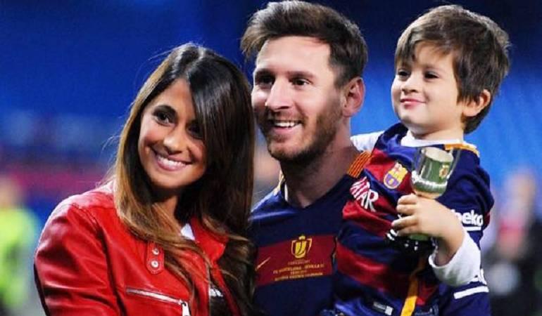 Los conmovedores mensajes de Antonella Roccuzzo a su esposo Lionel Messi