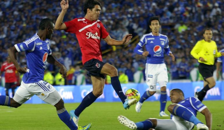 Sebastián Hernández jugador Junior: Sebastián Hernández llegó a Barranquilla para unirse al Junior