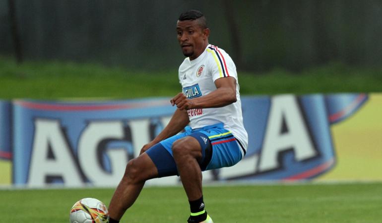 Farid Díaz aseguró estar bien físicamente para las semifinales de Copa Libertadores