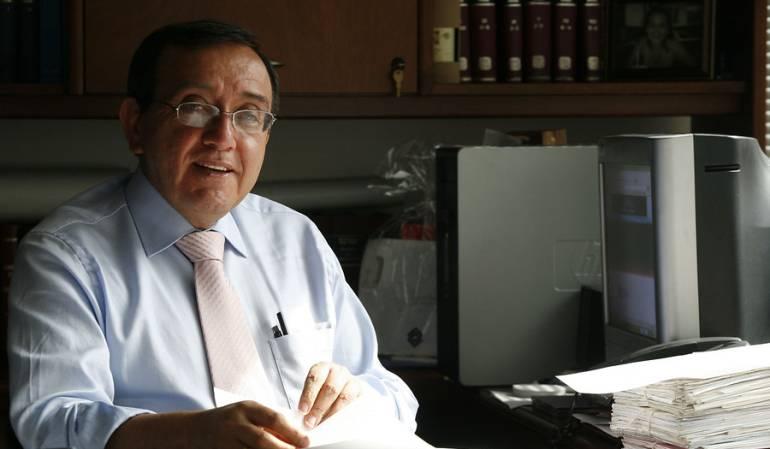 Proceso paz plebiscito: Rechazaron recusación contra magistrado ponente del plebiscito