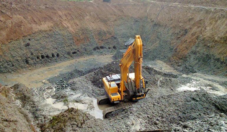 Cierran minas ilegales en el páramo de Rabanal: Corpochivor cierra dos minas ilegales en el páramo de Rabanal