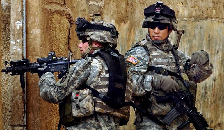 Ejercito de Estados unidos permitirá transexuales y pagará cirujias de cambio de sexo a los soldados que lo deseen: El Ejército de EEUU levanta la prohibición a los transexuales