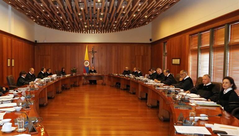 Crucifijo de la Corte Constitucional vuelve a ser polémico