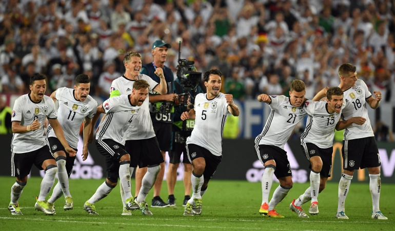 Alemania Italia Eurocopa: Alemania se impone en los penales y clasifica a las semifinales