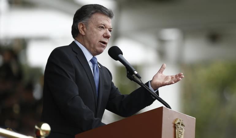 Conmemoración de la Constitución del 91: Presidente Santos lidera actos conmemorativos de la Constitución en Antioquia