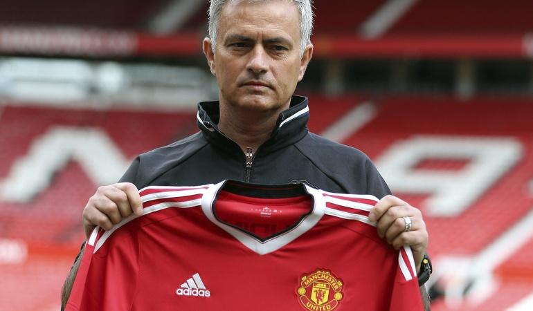 José Mourinho Manchester United no tengo que demostrar nada: No tengo que demostrar nada a nadie: José Mourinho