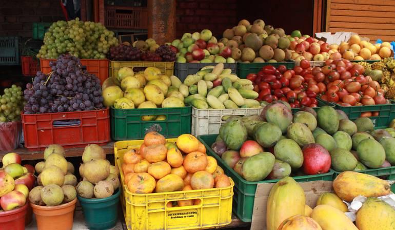paro camionero precios alimentos: Precios de los alimentos al alza por paro camionero
