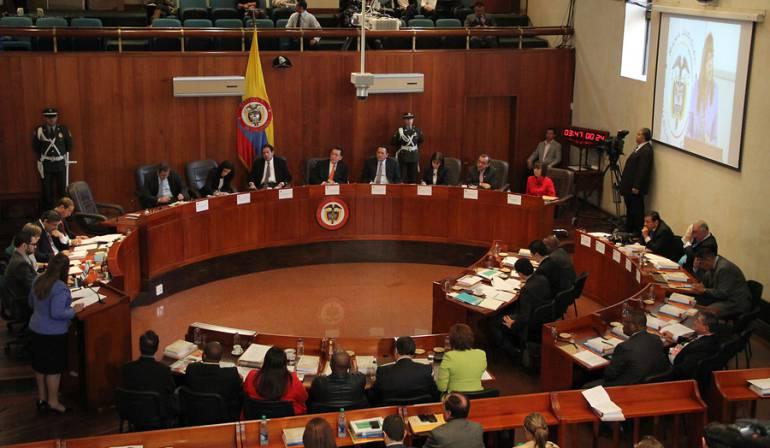 Proceso paz plebiscito: Umbral del plebiscito no convence a todos los magistrados de la Corte Constitucional