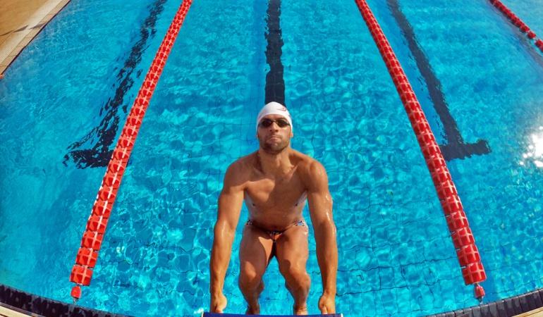 Omar Pinzón a Río 2016, cupo 138