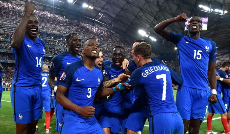 Dos goles de Griezmann llevan a Francia a la final