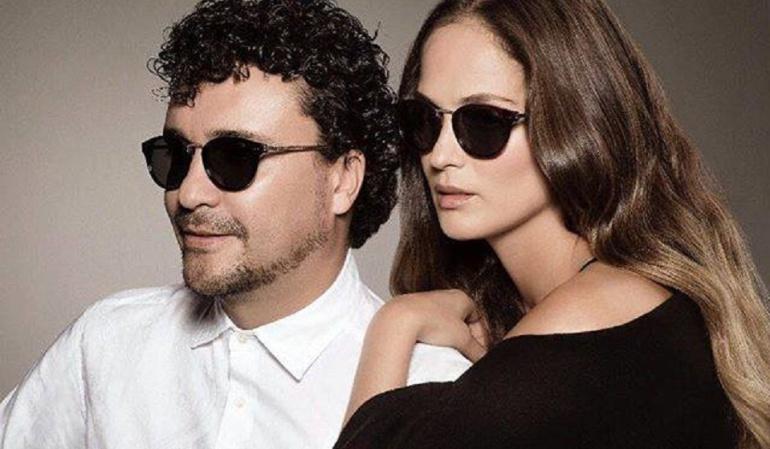 Andrés Cepeda lanza colección de gafas a los 43 años: Andrés Cepeda celebra su cumpleaños incursionando en la moda