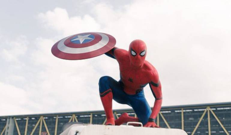 Spiderman se prepara para su nueva película: Tom Holland se prepara para ser Peter Parker