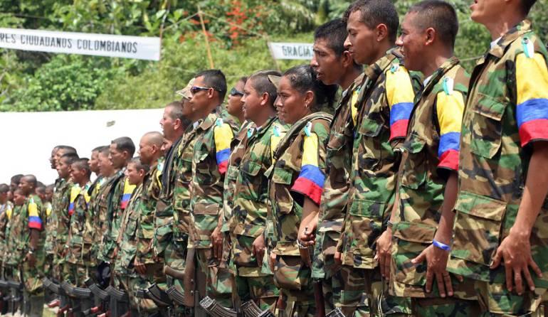 proceso paz dejación de armas: Gentil Duarte asume comandancia de frente primero de las Farc que estaba en disidencia