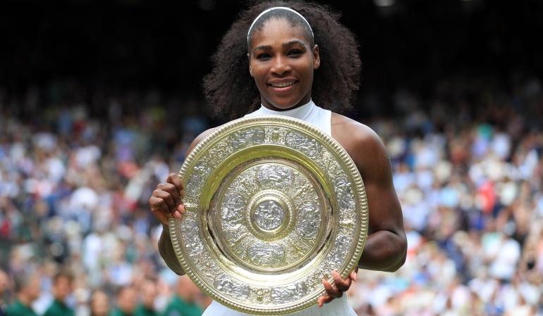 Serena Williams campeona Wimbledon: Serena Williams vuelve a reinar en Wimbledon e iguala el récord de Graf