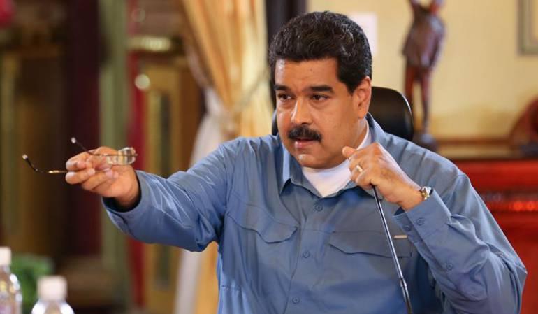 """Crisis económica Venezuela: Maduro crea nuevo sistema de puertos para vencer a """"oligarquía importadora"""""""