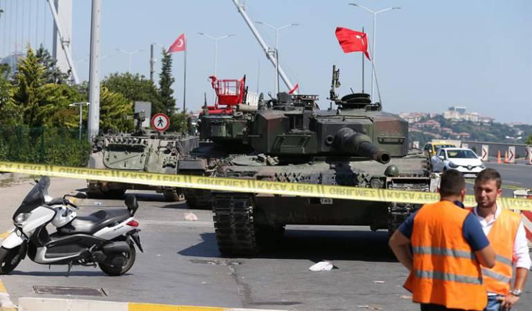 Golpe de Estado en Turquía: Crece el número de víctimas tras el fallido golpe militar en Turquía