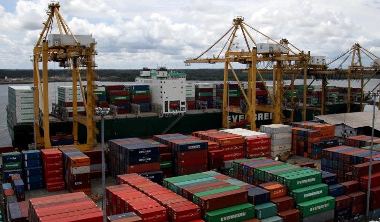 Importaciones cayeron 19,3% en mayo, reporta el Dane