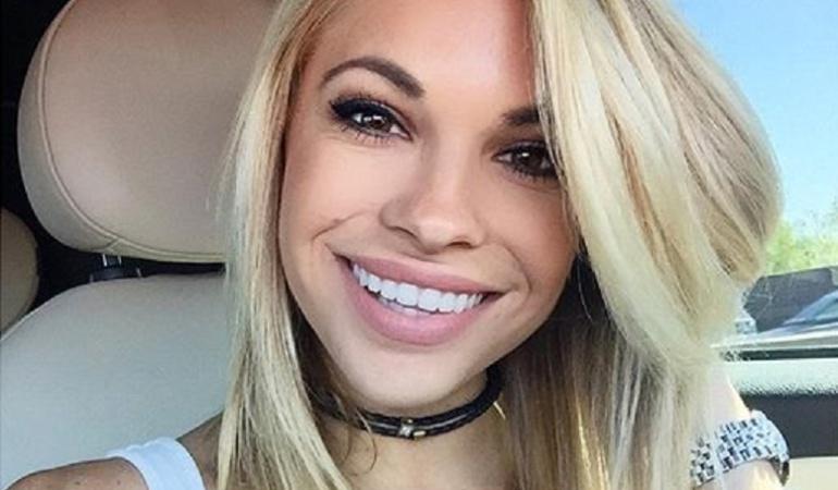 Conejita Playboy Dani Mathers, en problemas por compartir imagen de una mujer desnuda: Modelo de Playboy, arrepentida tras publicar foto en la que se burla de una mujer