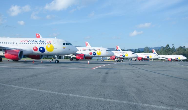 Irelandia Aviation, asumió el control de la aerolínea VivaColombia