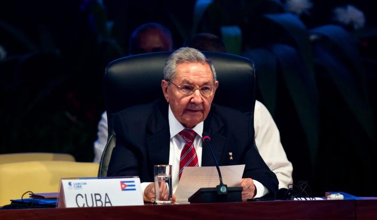 Cuba pide fin a bloqueo: Cuba exige a EE.UU. el fin del bloqueo un año después de reapertura embajadas