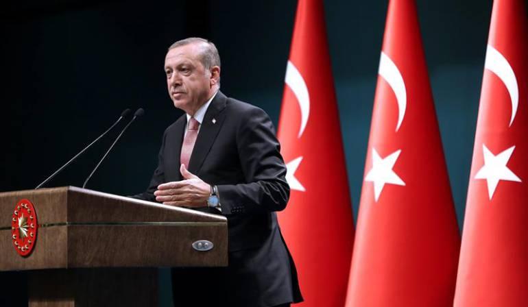 Golpe de Estado Turquía: Turquía suspende la Convención de Derechos Humanos por estado de emergencia