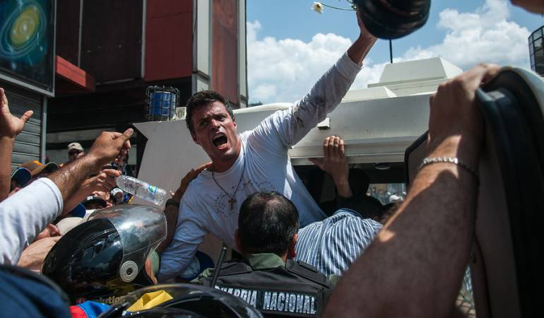Leopoldo López Venezuela: Hoy podría decidirse libertad de Leopoldo López