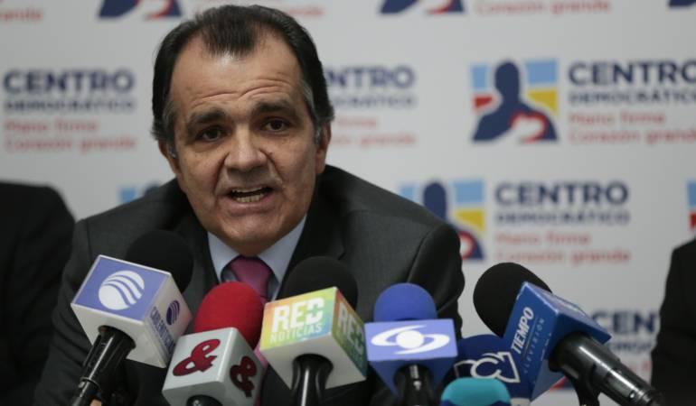 El próximo domingo el Centro Democrático anunciará su posición frente al plebiscito