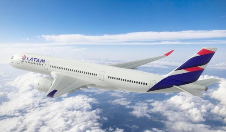 Aerolínea Latam dejará también de operar en Venezuela el próximo sábado