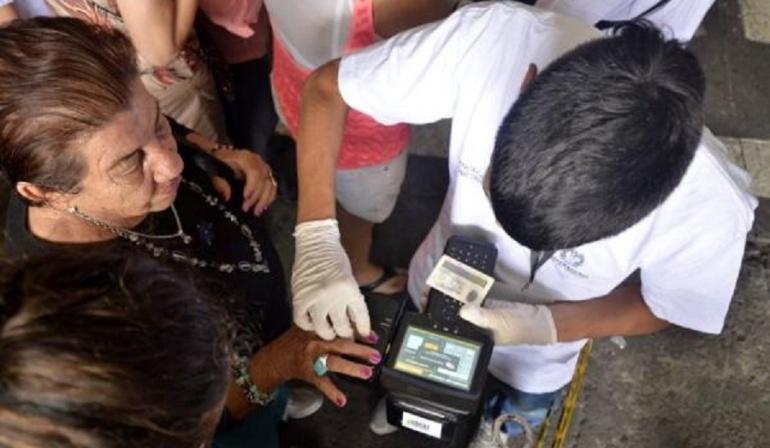 Nuevos mecanismos de seguridad en bancos: Usuarios del sector bancario contarán con mecanismo de autenticación biométrica