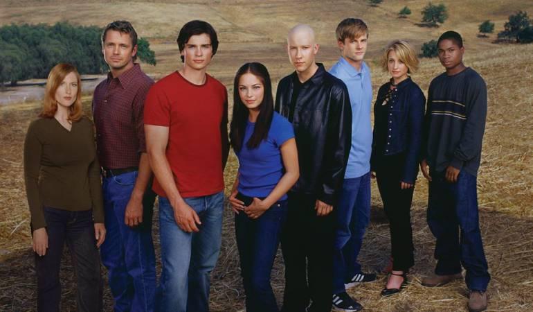 15 años después del estreno de Smallville.: Protagonista de la serie Smallville 15 años después