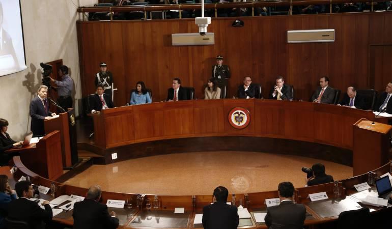 Aciertos y desaciertos de la Corte Constitucional frente al Plebiscito