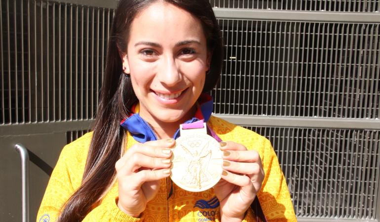 Mariana Pajón Río de Janeiro 2016: Mariana Pajón quiere extender su reinado del BMX en Río de Janeiro
