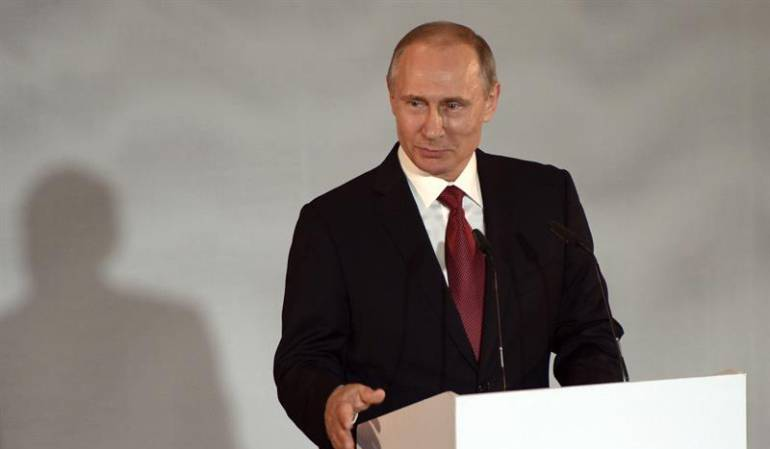 Dopaje atletas Juegos Olímpicos de Río de Janeiro: Putín promete justicia para atletas rusos y asegura que su exclusión desacredita el deporte