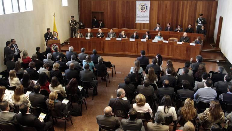 Inició transformación del Consejo Superior de la Judicatura