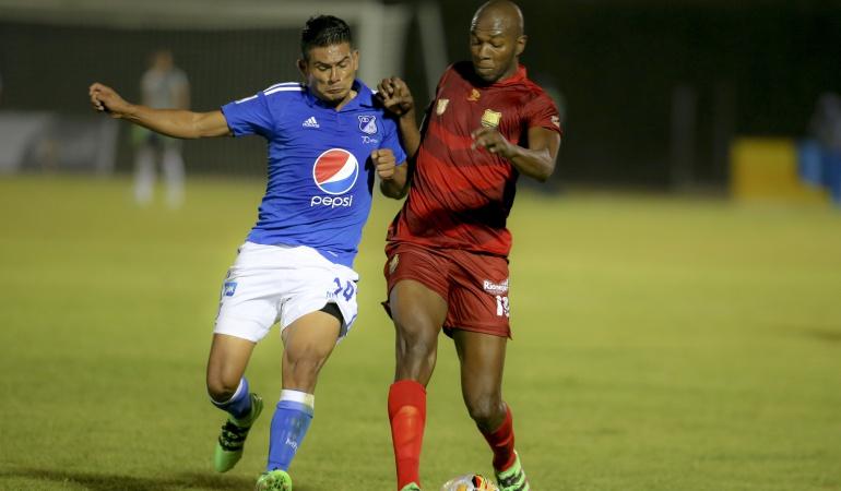 Millonarios Rionegro Águila Liga Águila 2016: Millonarios enfrenta a Rionegro con la obligación de sumar tres puntos