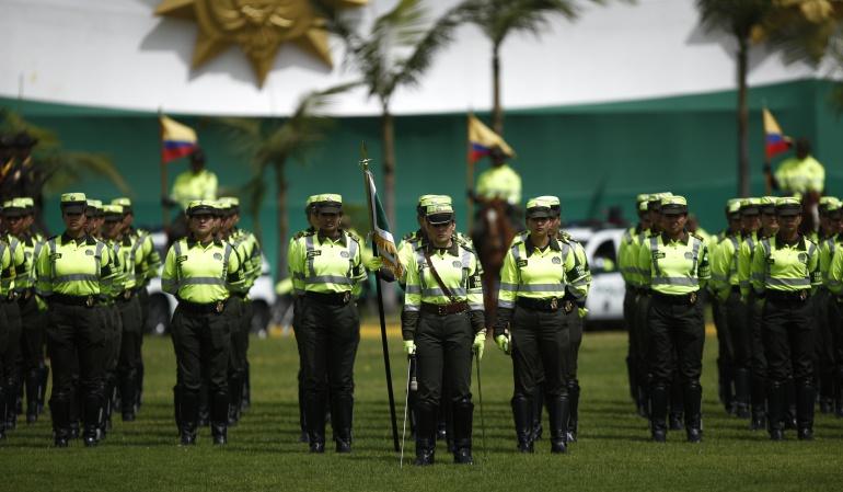 Seguridad Brasil 2016: Policía de Colombia apoyará seguridad de Juegos Olímpicos en Brasil
