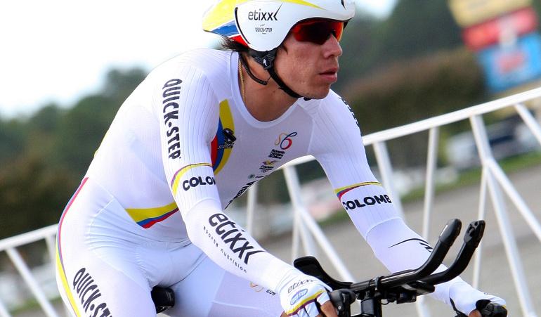 Colombia contrarreloj Juegos Olímpicos: Colombia no estará en la prueba contarreloj de los Juegos Olímpicos