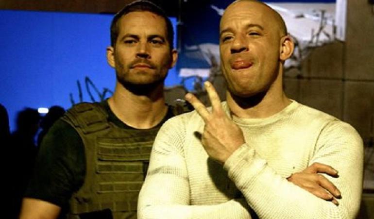 Rápidos y furiosos 8: Vin Diesel recuerda a Paul Walker y muestra adelanto del film: Vin Diesel da un avance de 'Rápidos y furiosos 8' y comparte foto con Paul Walker