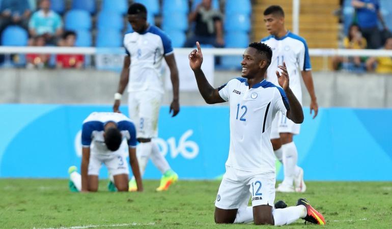 Honduras 3-2 Argelia Juegos Olímpicos: La Honduras de Jorge Luis Pinto debuta con tirunfo ante Argelia