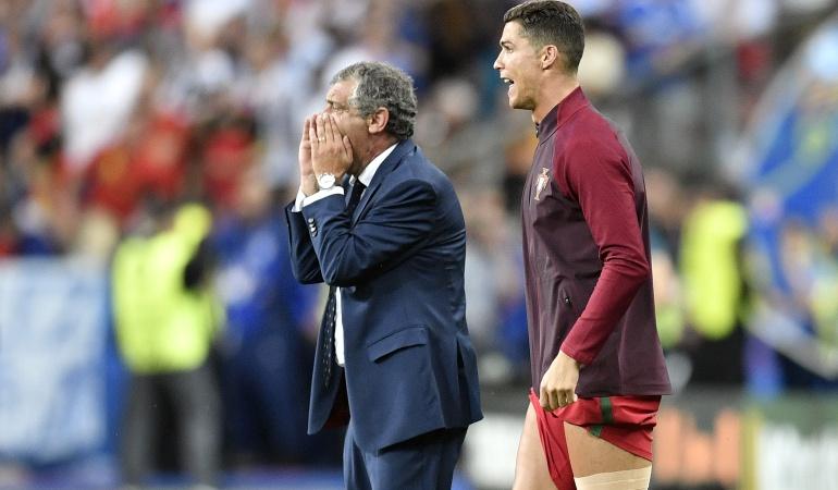 Cristiano Ronaldo Eurocopa Mourinho: Cristiano perdió el control emocional en la final de la Eurocopa: Mourinho